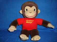 Curious George Plush Gund Monkey 14""
