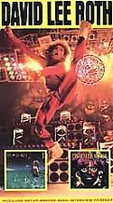 David Lee Roth Videos [VHS], Good VHS, ,
