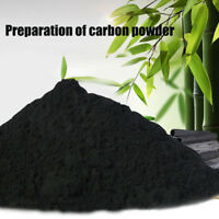 Activated Bamboo Charcoal Powder Carbon Detox Vegetable Wash Teeth Whitening Lot