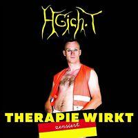 HGICHT - THERAPIE WIRKT  VINYL LP+CD NEU
