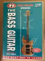 Music Makers Jools Holland Bass Guitar DVD How to Play Instructional Documentary