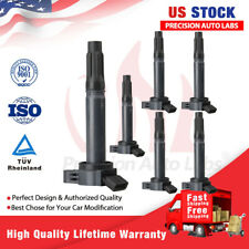 6 Pack Ignition Coil for Toyota Camry Avalon Sienna Venza Rav4 RX350 ES350 UF487