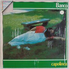 BANCO DEL MUTUO SOCCORSO: Capolinea Italy Prog Rock Vinyl LP NM