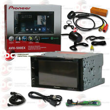 NEW 2017 PIONEER 2-DIN 6.2 INCH DVD CD BLUETOOTH CAR STEREO PLUS BACK-UP CAMERA