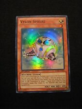 Yu-Gi-Oh! Vylon Sphere - HA06-EN004 - Super Rare - 1st Edition Mint Trading Card