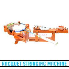 Badminton Racket Stringing Threading Machine Threader Stringers Thread Drawer