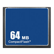 64MB CF CompactFlash Memory Card Standard OEM Useful