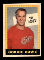1969 O-Pee-Chee #193 G.Howe Special NNO VGEX X1616923