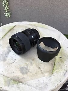 Sigma 35mm f/1.4 DG HSM Art (for Nikon)