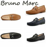 Bruno Marc Men's Penny Loafers Casual Lightweight Slip On Dress Shoes