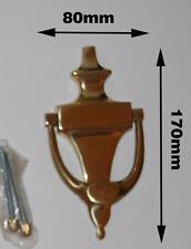 Victoria door Knocker solid brass polish (Ref # 7)