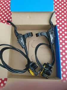 Hayes Sole Disc Brakes Front and Rear, no rotors included