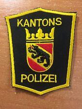 PATCH POLICE SWISS SWITZERLAND - (cantone BERN) - ORIGINAL