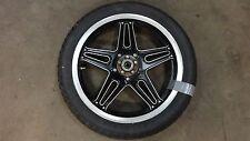 1981 Honda CB650C CB 650 Custom H1095' front wheel rim 19in comstar