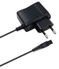 EU Adapter Charger Power Supply Cord For Philips Series 5000 Aquatouch Shaver