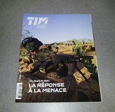LIVRE ARMEE MILITAIRE 2013 TIM TERRE INFORMATION MAGAZINE EN DIRECT DU MALI