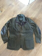 Stunning Barbour Ogston Waxed Jacket Size XXL immaculate condition