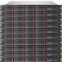 HP ProLiant DL360 G7 8 Bay Server 2xSix-Core Xeon 2.66GHz 72GB RAM 8 x 146gb SAS