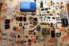 2 x GoPro HERO + TELECOMANDO + Gimball Feiyu-Tech g3 ULTRA + 80 strumenti