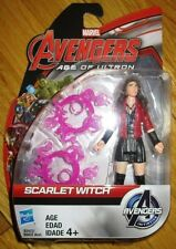 """SCARLET WITCH FIGURE 3.75"""" Avengers Age of Ultron Marvel All Star Universe 2015"""