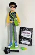 Monster High Original Signature First Release Jackson Jekyll Boy Doll Complete