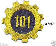 VAULT 101 PATCH - GAME122