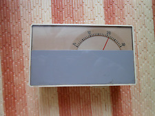 VINTAGE THERMOSTAT ANALOG - ROOM THERMOSTAT - TERMOSTATO AMBIENTE ANALOGICO