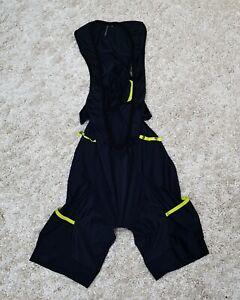Specialized Men's Extra Large XL Body Geometry SWAT Black Cycling Bib Shorts