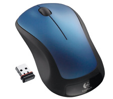 New Logitech M310 (910001675) Wireless Mouse - (Peacock Blue)