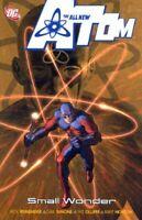 The All New Atom Small Wonder  DC TPB 1st Print 2008 Unread VF