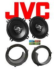 JVC Lautsprecher für MAZDA 323  nur Türen vorne 250 WATT BOXEN 13cm