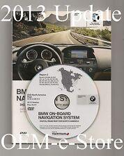 2013 Update 2008 2009 2010 BMW X3 Navigation OEM DVD WEST Coast Map