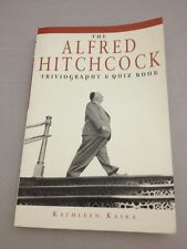 Alfred Hitchcock Triviography and Quiz Book by Kathleen Kaska (1999, Paperback,