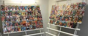 The Flash Dc 117 Lot Comic Book Comics Set Run Collection Box