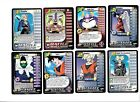 Dragon Ball Z - Lot of 8 Battle Simulator Cards -All in Exc. Cond. FREE SHIPPING