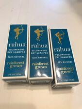 Lot of 3 Rahua Voluminous Dry Shampoo 1.8 fl oz / 51g New In Box, Free Shipping!