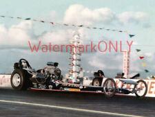 """Tom """"Mongoose"""" McEwen '69 """"SlingShot"""" Top Fuel Dragster PHOTO! #(3)"""