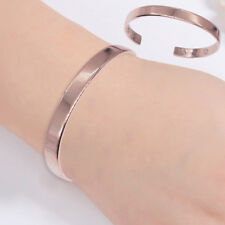 Magnetic Pure Copper Bracelet Therapy Arthritis Healing Magnets Men Women Cuff
