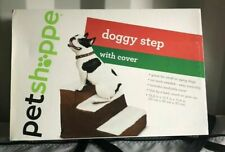 Pet Shoppe Doggy Step Stairs Washable Cover Great For Small Or Aging Dogs