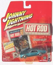 JOHNNY LIGHTNING HOT ROD MAGAZINE 1966 OLDS TORONADO #4 Rubber Tires