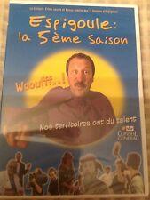 ESPIGOULE LA 5 eme SAISON DVD WOOUFFF..! GINASSERVIS 83 VAR 3 H D'INÉDITS NEUF