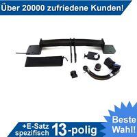Für BMW 3er E90 Stufenheck 2005-2012 Anhangerkupplung abnehmbar+E-SATZ 13p SPEZ