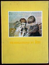 "1971 SIGNED by Robert Duncan SIGNED by Jess ""Translations"" Hand Numbered 108"