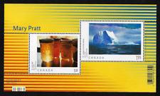 Canada Stamps — Souvenir Sheet — Art Canada: Mary Pratt #2212 — MNH