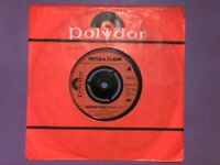 """Petula Clark - Wedding Song (There Is Love) [7"""" single] 2058 295"""