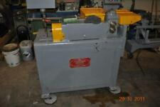 516 Patterson Wire Straightener And Cut Off Rotary Straightener 15 Run Out Fe