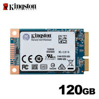 Kingston Internal SSD 120GB UV500 mSATA Solid State Drive SUV500MS + Tracking