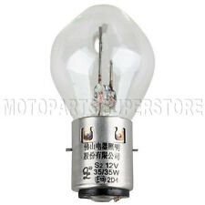 New S2 12V35/35W Head Light Bulb for Moped Scooter Motorcycle Bike ATV GO-KART