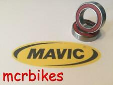 MAVIC KSYRIUM/ COSMIC CARBONE/ R-SYS FRONT WHEEL QR HUB BEARINGS HYBRID CERAMIC