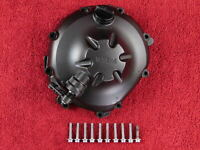 Engine Clutch Cover Complete w/Arm *NICE! 06-20 YZF-R6 YZFR6 Right Side Motor